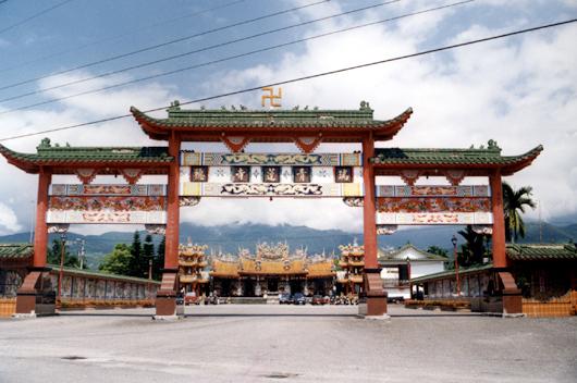 青蓮寺-瑞穗鄉鄉民的精神及信仰中心