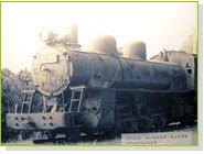 蒸汽機車頭