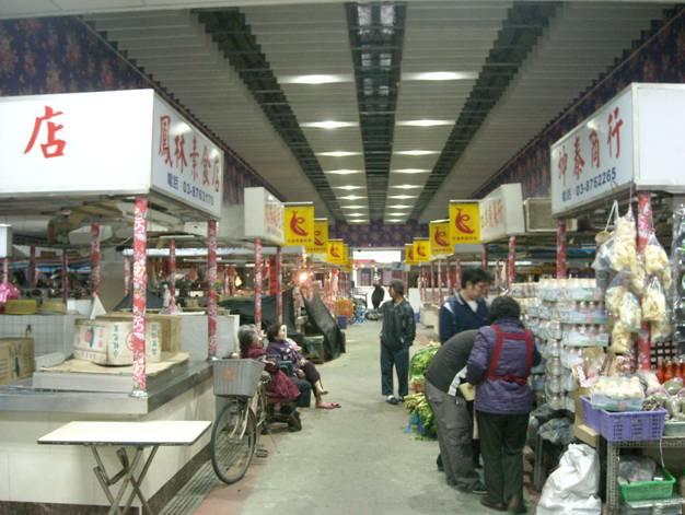 中華市場(景二)