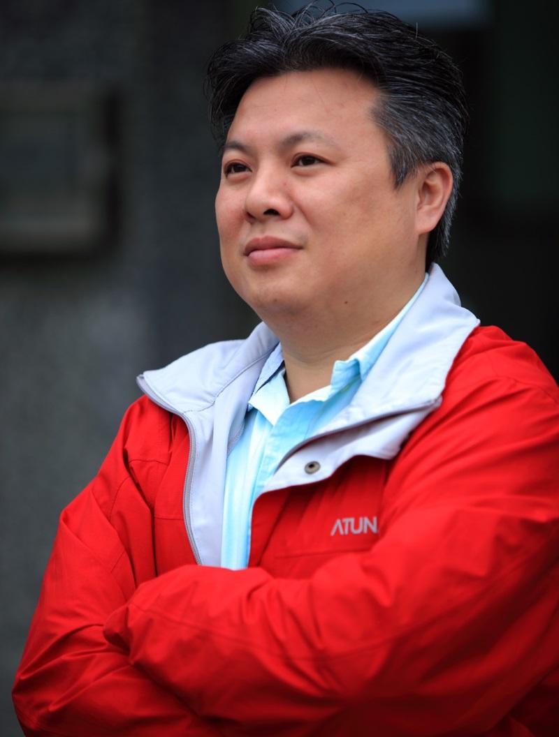 義消總隊 副總隊長 陳義豐