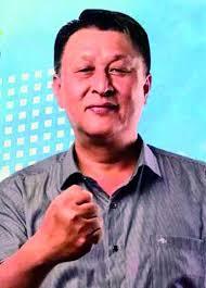 義消總隊 副總隊長 蔡秋龍