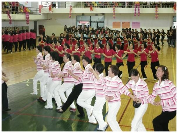 中正體育館:跳舞活動
