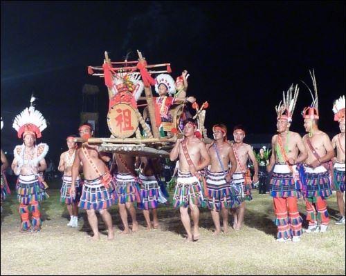 阿美族傳統祭儀
