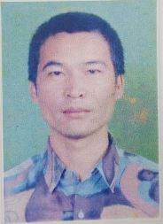 義消第三大隊 副大隊長 蔡貴富