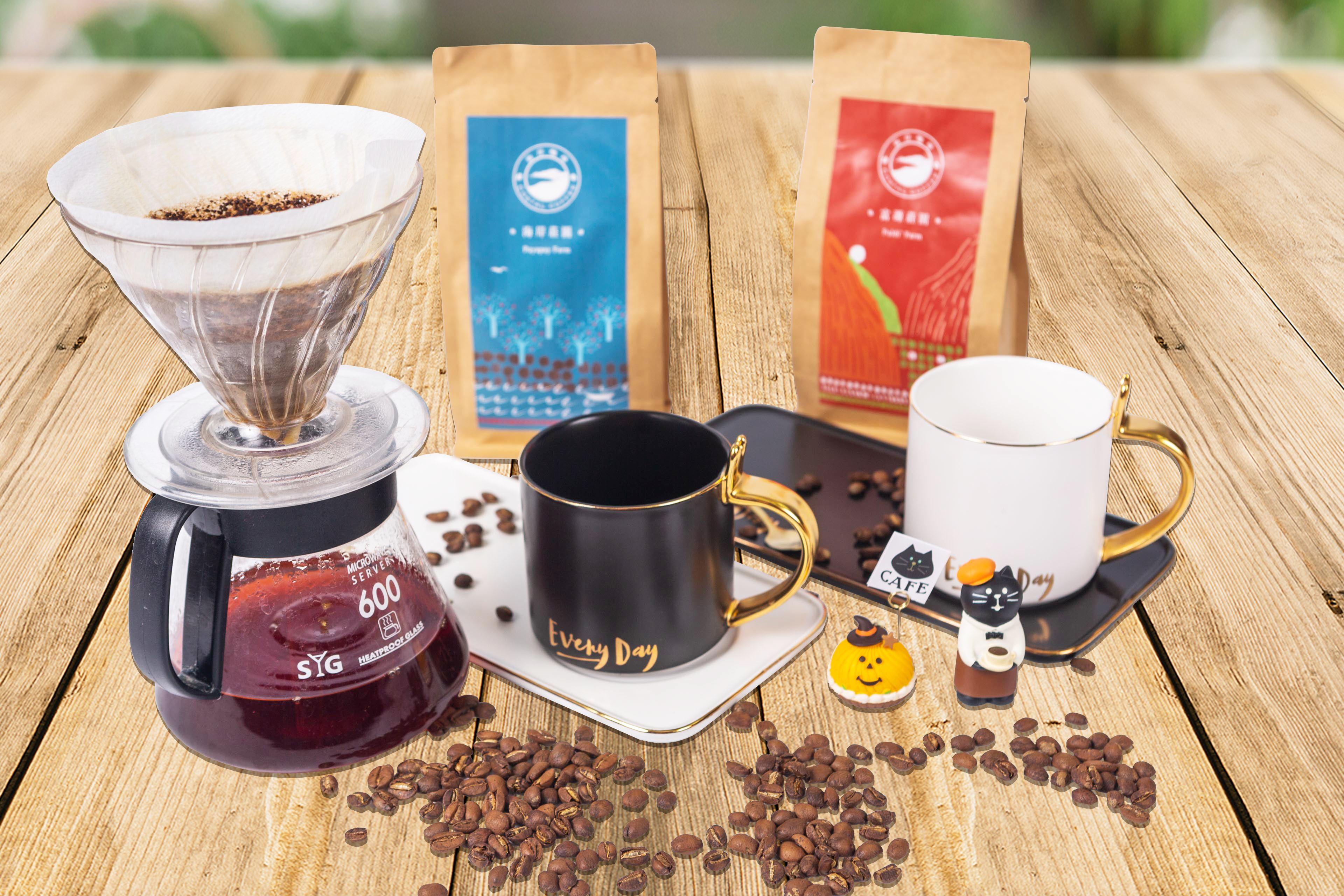 豐富部落的咖啡莊園-海岸咖啡